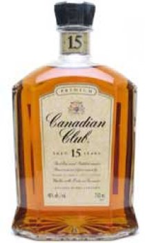 CANADIAN CLUB - 15 Year Old