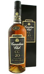 CANADIAN CLUB - 20 Year Old