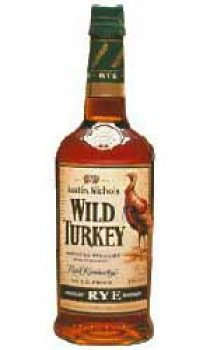 WILD TURKEY - Straight Rye