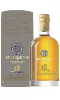 BRUICHLADDICH - 18 Year Old Second Edition