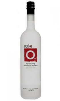 O2 - Sparkling Vodka