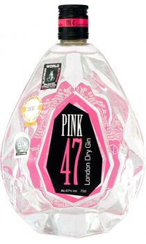 Pink 47 - London Dry Gin