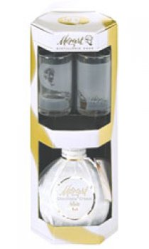 MOZART - White, Two Glass Gift Set