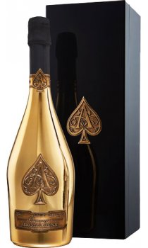 Ace of Spades - Armand de Brignac Brut Gold