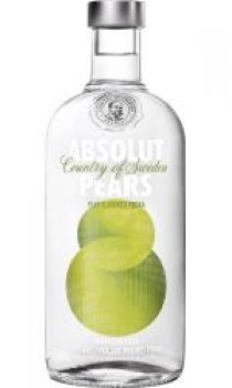 Absolut - Pears