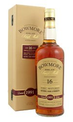BOWMORE - 16 Year Old Port Matured