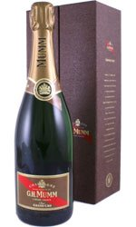 MUMM - Grand Cru NV Gift Box
