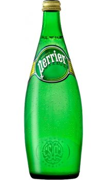 Perrier - Sparkling Natural Mineral Water