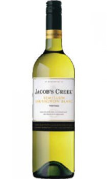 JACOBS CREEK - Semillon Sauvignon Blanc 2007