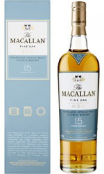 MACALLAN - 15 Year Old Fine Oak