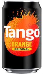 Tango No Added Sugar Orange 24 x 330ml Cans