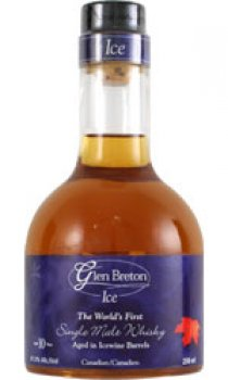 GLEN BRETON - 10 Year Old Ice Wine Finish