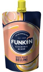Funkin Single Serve Mixer - White Peach Bellini
