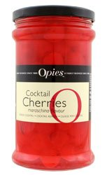 Opies - Cocktail Cherries Without Stems