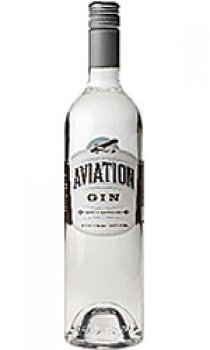 Aviation Gin - Old Bottle Design
