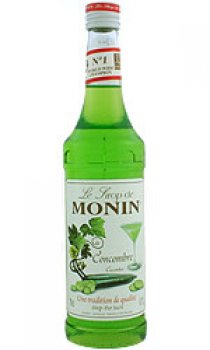 Monin - Cucumber