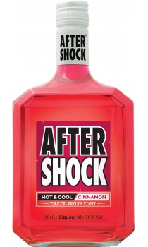 Aftershock - Hot & Cool Cinnamon