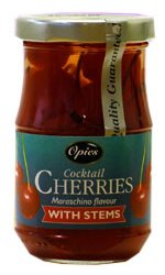 Opies - Cocktail Cherries With Stems