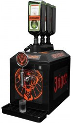 Jagermeister - 3 Bottle Tap Machine