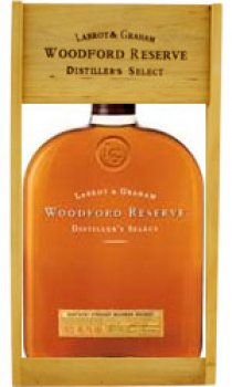 WOODFORD RESERVE - Wooden Gift Box