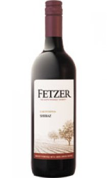 Fetzer Valley Oaks - Shiraz 2010