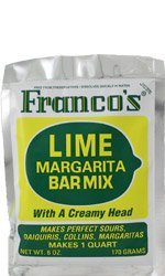 Francos - Lime Bar Mix