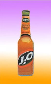 BRITVIC J20 Orange and passion frui