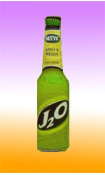 BRITVIC J20 Apple and melon
