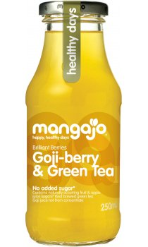 Mangajo - Goji Berry & Green Tea