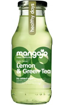 Mangajo - Lemon & Green Tea