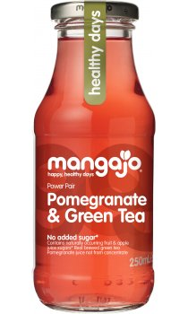 Mangajo - Pomegranate & Green Tea