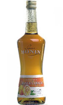 Monin - Liqueur D'Orange Curacao