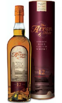 ARRAN MALT - 12 Year Old