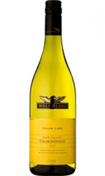 WOLF BLASS - Yellow Label, Chardonnay 2007