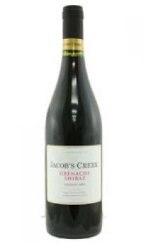 JACOBS CREEK - Grenache Shiraz 2008
