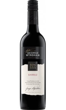 Wyndham Estate - Bin 555 Shiraz 2013