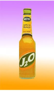 BRITVIC J20 Apple and mango