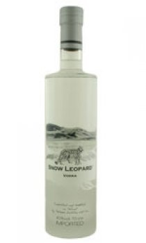 SNOW LEOPARD - Limited Edition of 1st 100 Bottles