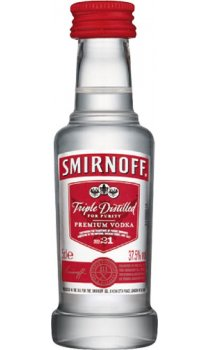 Smirnoff - Red Miniature