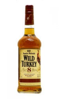 Wild Turkey 101 - 8yo