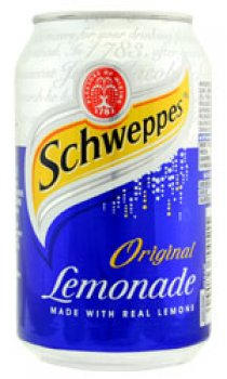 Schweppes - Original Lemonade