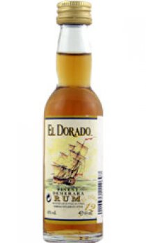 EL DORADO - Finest Demerara 12 Year Old