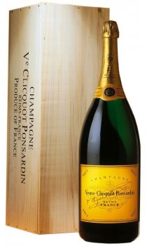 Veuve Clicquot - Yellow Label Jeroboam