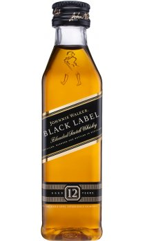 Johnnie Walker - Black Label 12 Year Old Miniature