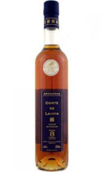 COMTE DE LAUVIA - VSOP Superior 8 Year Old