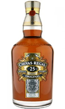 Chivas Regal - 25 Year Old