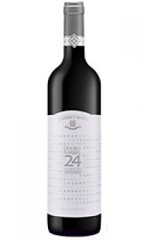 Tyrrells - Double Barrel 24 Shiraz 2005
