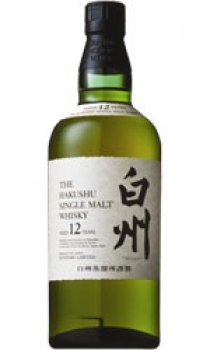 Suntory - Malt Hakushu 12 Year Old
