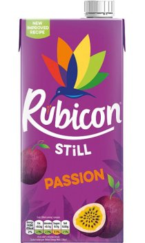 Rubicon - Passion Fruit Juice Drink