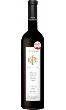 Idiom - Bordeaux Blend 2010